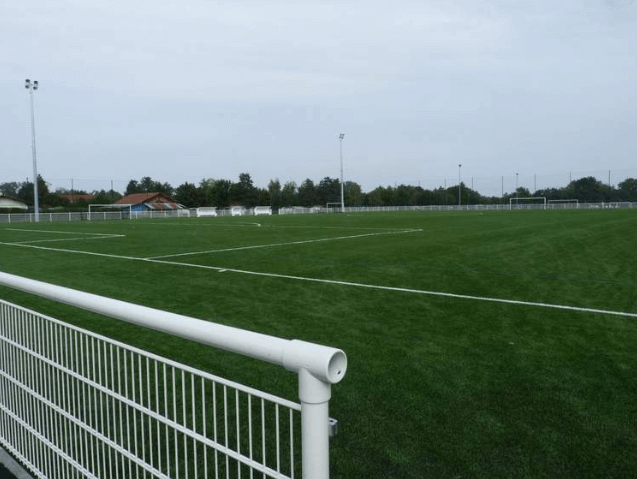 Thonon Evian Grand Genève Football Club - Bazin