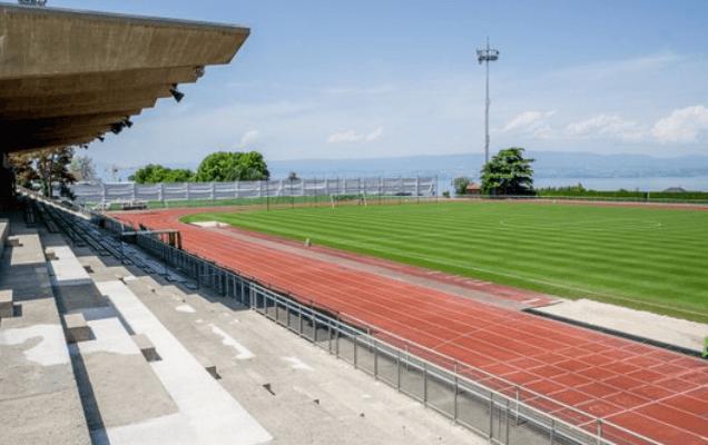 Thonon Evian Grand Genève Football Club - Camille fournier