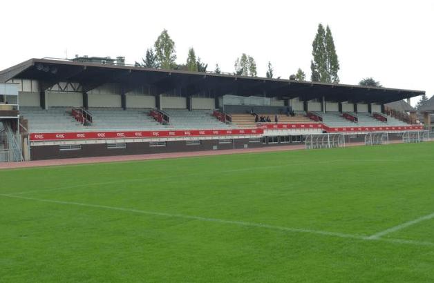 Thonon Evian Grand Genève Football Club - Moynat