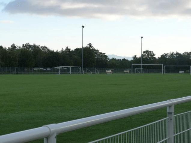 Thonon Evian Grand Genève Football Club - Saint Disdille