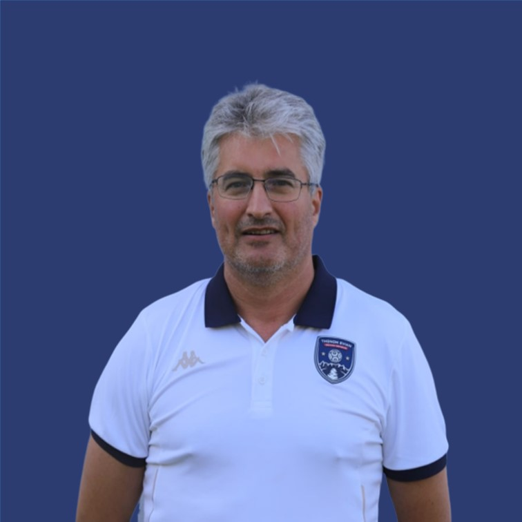 Thonon Evian Grand Genève Football Club - FREDERIC STEVENIN