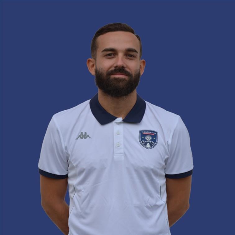 Thonon Evian Grand Genève Football Club - BRUNO