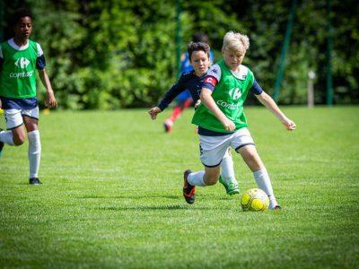 Thonon Evian Grand Genève Football Club - Les U13 au tournoi de Cluses Scionzier