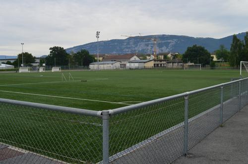 Thonon Evian Grand Genève Football Club - Stade des burgondes
