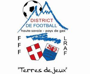 Thonon Evian Grand Genève Football Club - disctrict haute savoie pays de gex