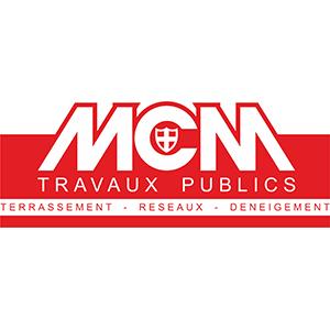 Thonon Evian Grand Genève Football Club - MCM traveux publices