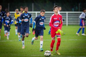 Thonon Evian Grand Genève Football Club - TES-ST GENIS LAVAL U14-10