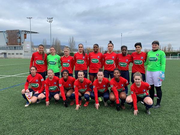Thonon Evian Grand Genève Football Club - COUPE DE FRANCE -NANCY-1