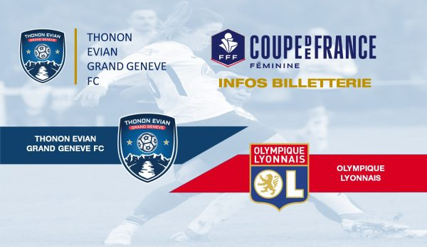 Thonon Evian Grand Genève Football Club - INFO BILLETTERIE
