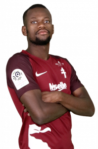 Thonon Evian Grand Genève Football Club - theodore afouba ayissi