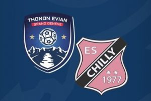 Thonon Evian Grand Genève Football Club - INSTAGRAM- JOUR DE MATCH